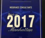 2017 Insurance Consultants Award