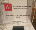 2017 Insurance Expert Witness of the Year